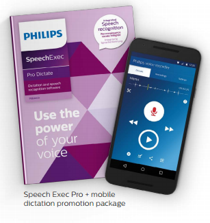 SpeechExec Pro with speech recognition & mobility package