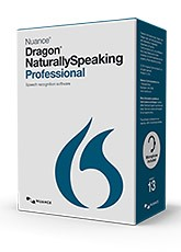 Dragon NaturallySpeaking 15 Professional