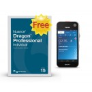 Philips SpeechAir Smart Voice Recorder (With free Dragon Individual 15)