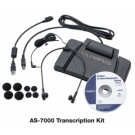 Olympus AS 7000 Transcription Kit .