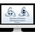 Olympus AS 9000 Transcription Kit and the new Web System Configuration Program (Web SCP) License & Device Management Program ( extra cost )