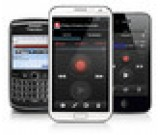Philips recording APP  for iPhone, Blackberry and Android Smartphones.
